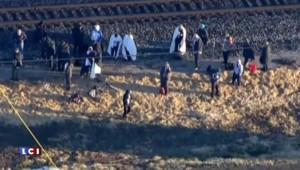 Los Angeles : au moins 30 blessés dans la collision d'un train avec un camion