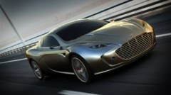 Photo 13 : Aston Martin Gauntlet : savant dosage de style