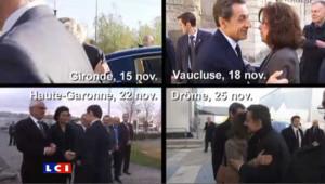 Sarkozy en campagne ou pas en campagne ? Telle est la question
