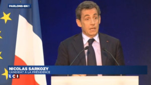 sarkozy meeting boulogne-billancourt
