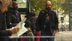 """Vous ne le connaissez pas ? À Nantes, on le surnomme """"l'inconnu du tram"""""""