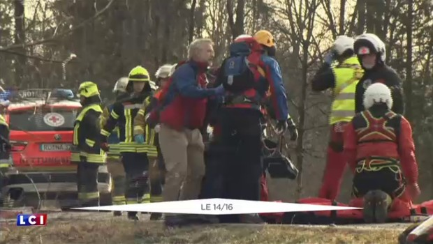 """Accident de train en Allemagne : """"La priorité, ce sont les victimes"""""""