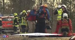 """Accident de train en Allemagne : """"La priorité ce sont les victimes"""""""