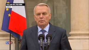 "Ayrault : la situation en Corse ""insupportable »"