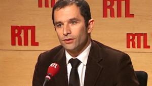 Benoît Hamon sur RTL (06/01/2010)