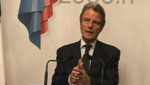 Bernard Kouchner (28 août 2008)