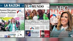 Espagne : Podemos rafle 30% des voies aux élections régionales en Andalousie