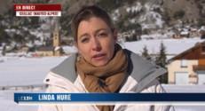 Le 13 heures du 25 janvier 2015 : Le risque d%u2019avalanche reste élevé dans les Hautes-Alpes - 190.847