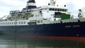 Le navire russe Orlova