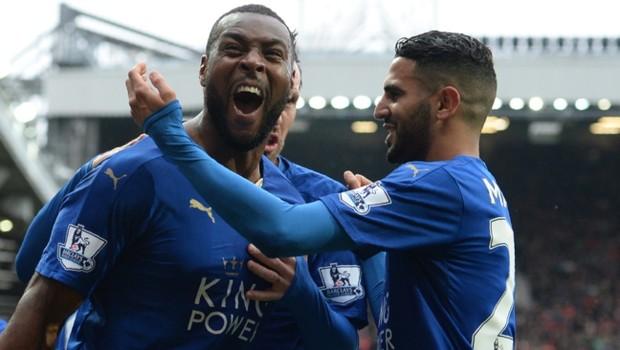 Leicester est la sensation de la saison en Angleterre.