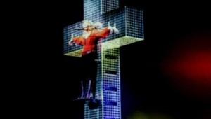 Madonna croix jésus dieu