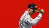Michael Schumacher F1 GP Europe Valence 2012 Mercedes