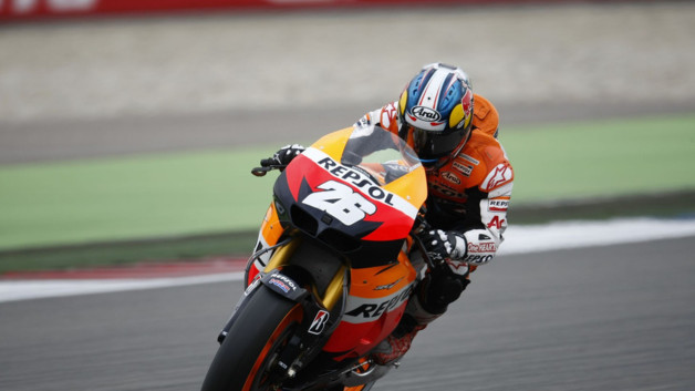 MotoGP Assen Honda Pedrosa 2012