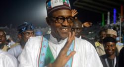 Muhammadu Buhari, le 11/12/2014