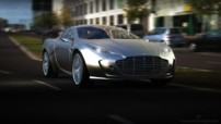 Photo 14 : Aston Martin Gauntlet : savant dosage de style