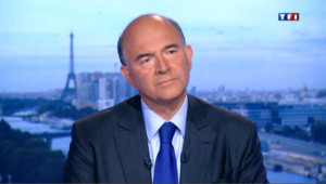 Pierre Moscovici, invité du JT
