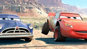 TF1/LCI Cars Pixar Disney