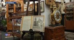 Une aquarelle d'Hitler vendue... 130 000 euros aux enchères !
