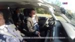 Véhicule autonome : nous l'avons testé, sans toucher le volant (ou presque)