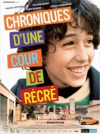 Affiche du film Chroniques d&#039;une cour de rcr