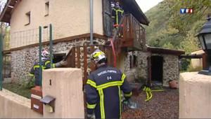 Deux pompiers tués lors d'un incendie à Digne-les-Bains