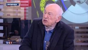 """Edgar Morin : la mise en cause de Copé """"illustre la crise interne de l'UMP"""""""