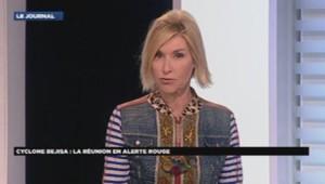 Karine Fauvet, spécialiste météo sur LCI