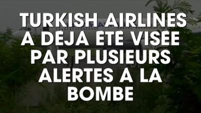 Un avion de Turkish Airlines se pose à New Delhi après une alerte à la bombe