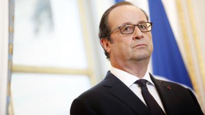 François Hollande (Image d'illustration)