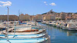 Marseille - Image d'illustration du Vieux-Port