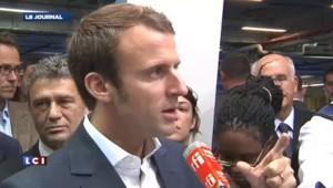 Mondial de l'automobile à Paris : Royal et Macron défendent la voiture électrique