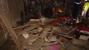 TF1/LCI : Incendie à Neuville-sur-Saône