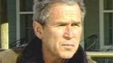 Bush ignore où est ben Laden