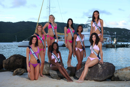 Candidates à Miss 2010 - 2ème groupe
