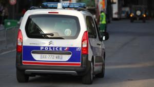 Archives : une voiture de police