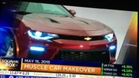 Chevrolet Camaro 2016 Scoop