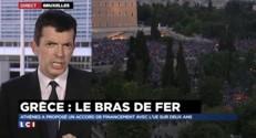 """Crise grecque : face à l'inflexibilité de l'UE, Tsipras multiplie """"les opérations politiques"""""""