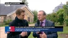 """François Hollande élu sur une """"ambiguïté"""" pour Hervé Mariton"""