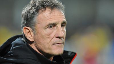 L'entraîneur du Stade toulousain Guy Novès devrait prochainement prendre les rênes du XV de France