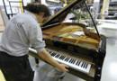 La manufacture des pianos Pleyel à Saint-Denis (en 2010)