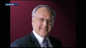 """Portrait du PDG de Titan, Maurice M. Taylor Jr., dit """"le Grizzli"""""""