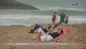 Printemps : plages bondées, tenues légères… une parenthèse ensoleillée à Biarritz