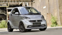 smart fortwo Brabus 10th anniversary 2012