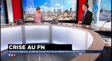 """Florian Philippot """"souhaite"""" que Marion Maréchal-Le Pen soit candidate en Paca"""