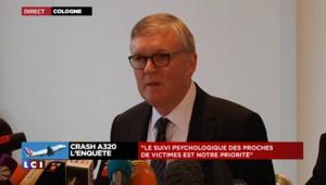 Germanwings : deux avions pour emmener les proches des victimes en France