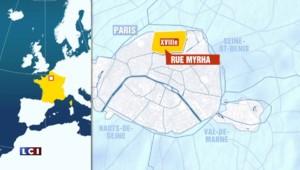 Incendie à Paris : deux enfants tués parmi les huit morts, quatre personnes blessées