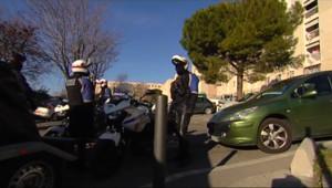 Le 13 heures du 10 février 2015 : Marseille : les habitants sont encore choqués à la Castellane - 404.803