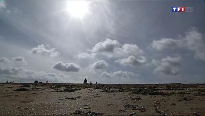 Le 13 heures du 29 août 2014 : Normandie : un bilan touristique satisfaisant - 278.1902231826782