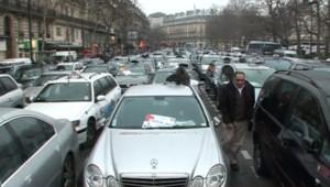 taxis république place grève