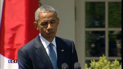 """Emeutes à Baltimore : Obama n'accepte """"aucune excuse"""" pour les violences"""